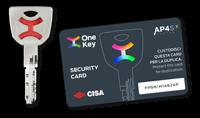 AP4 Nyckelkort